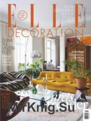 Elle Decoration Sweden - January 2019