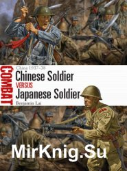Chinese Soldier vs Japanese Soldier: China 1937-1938 (Combat 37)