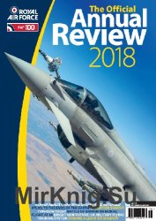 Royal Air Force: The Official Annual Review 2018