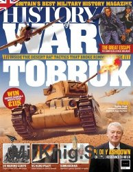 History of War - Issue 62 2018