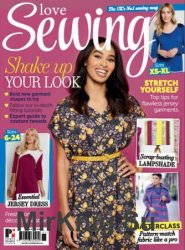 Love Sewing - Issue 61