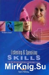 Listening and Speaking Skills 1 for the Revised Cambridge Proficiency Exam