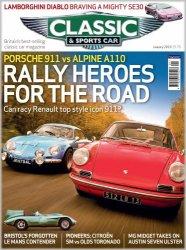 Classic & Sports Car UK - January 2019