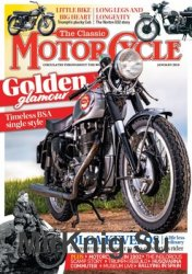 The Classic MotorCycle - January 2019