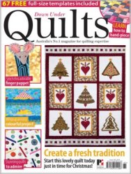 Down Under Quilts №185 2019