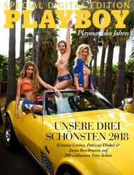 Playboy Germany Special Digital Edition. Playmate des Jahres - 2018