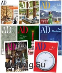 Architectural Digest India - 2018 Full Year Issues Collection
