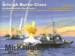 Arleigh Burke-Class Guided Missile Destroyers (Squadron Signal 4031)