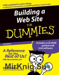 Building a web site for dummies, 2nd еdition