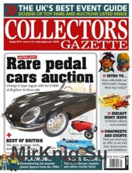 Collectors Gazette - January 2019