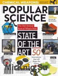 Popular Science Australia - January 2019