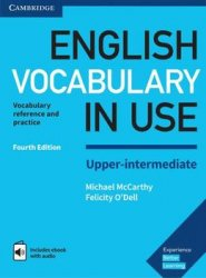 English Vocabulary in Use Upper-Intermediate Book with Answers, 4th edition