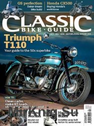 Classic Bike Guide - January 2019