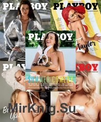 Playboy USA - Full Year 2018 Issues Collection