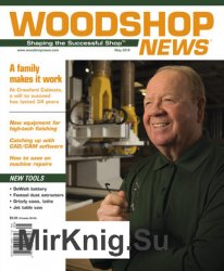 Woodshop News - May 2018