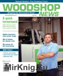 Woodshop News - July 2018