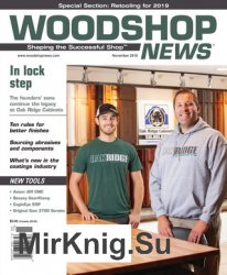 Woodshop News - November 2018