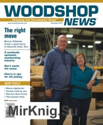 Woodshop News - December 2018
