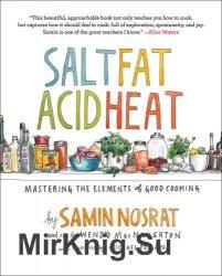 salt fat acid heat mastering the elements of good cooking epub