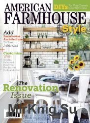 American Farmhouse Style - February/March 2019
