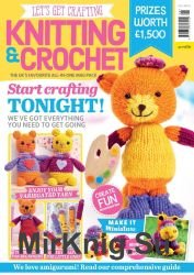 Let's Get Crafting Knitting & Crochet №108 2019