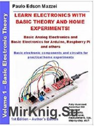 Learn Electronics With Basic Theory and Home Experiments!