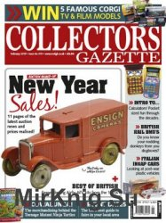 Collectors Gazette - February 2019