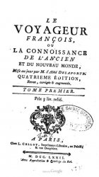 Le voyageur franсois, ou La connoissance de l'ancien et du nouveau monde №1-7