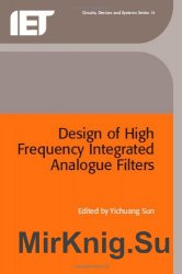 Design of High Frequency Integrated Analogue Filters