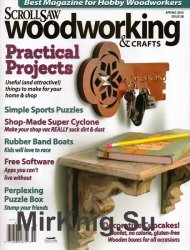 ScrollSaw Woodworking & Crafts - Spring 2015