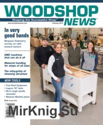 Woodshop News - February 2019