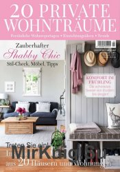 20 Private Wohntraume - Februar/Marz 2019
