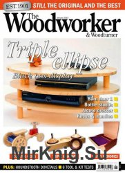The Woodworker & Woodturner - January 2015
