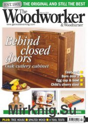 The Woodworker & Woodturner - February 2015