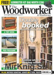 The Woodworker & Woodturner - May 2015