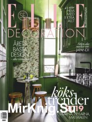 Elle Decoration Sweden - Februari 2019