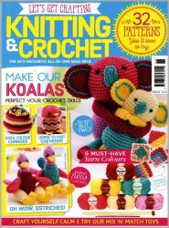 Let's Get Crafting Knitting & Crochet №88 2017