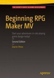 Beginning RPG Maker MV, Second Edition