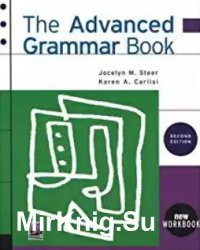 The Advanced Grammar Book (2nd Edition)