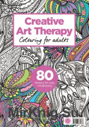 Creative Art Therapy. Colouring for Adults