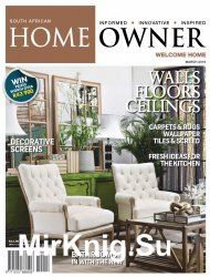 South African Home Owner - March 2019