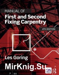 Manual of First and Second Fixing Carpentry 4th Edition