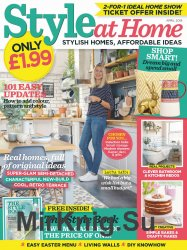 Style at Home UK - April 2019