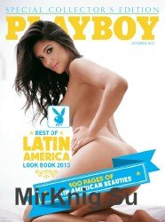 Playboy Special Collector's Edition Best of Latin America №10 2013