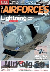 Air Forces Monthly - Free Sample Issue 2019
