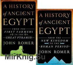A History of Ancient Egypt Volume 1,2