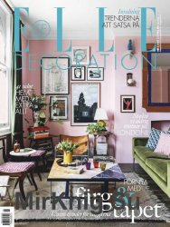 Elle Decoration Sweden - Mars 2019