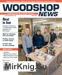 Woodshop News - March 2019