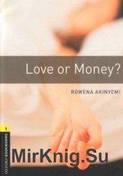 Love Or Money? (Адаптированная аудиокнига)