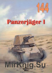 Panzerjager I (Wydawnictwo Militaria 144)